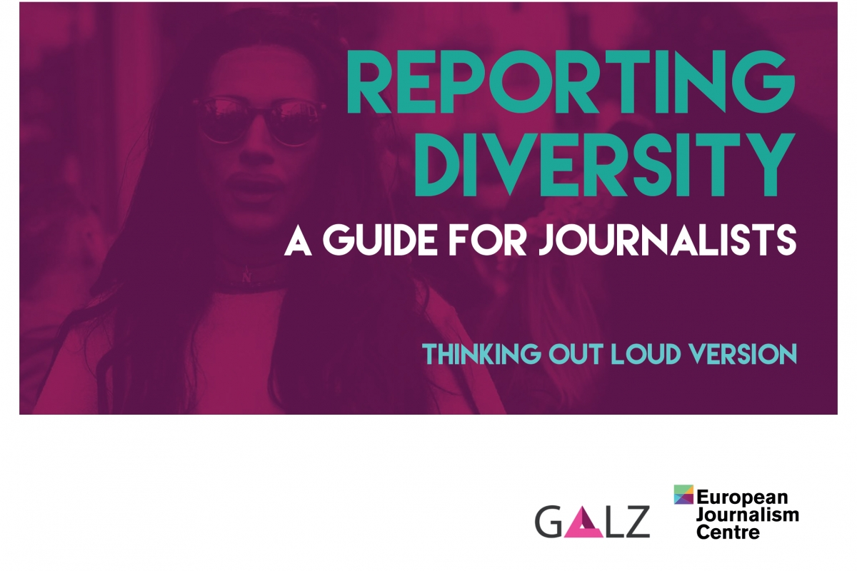 Cover Reporting Diversity Guide